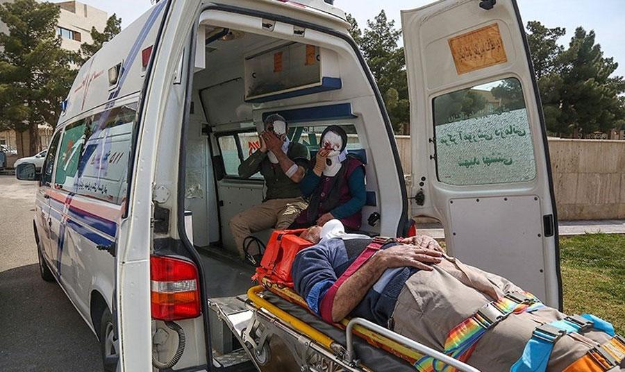 آمار مصدومین و فوتیهای سوانح جوی در نوروز ۹۸ اعلام شد + جدول