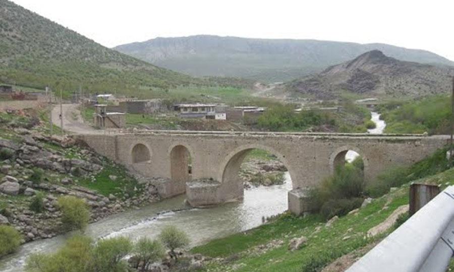 علت تخریب پل کاکارضا در لرستان چه بود ؟