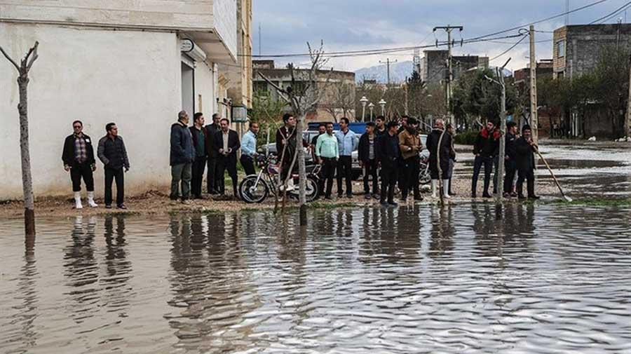 هشدار هواشناسی درباره تشدید بارش در شهرهای مختلف | ۲۵ فروردین