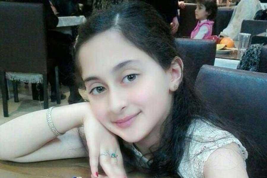 گم شدن باران شیخی دختر ۸ ساله اراکی