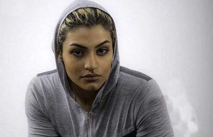 صدور حکم بازداشت برای صدف خادم و مربیش ؟!