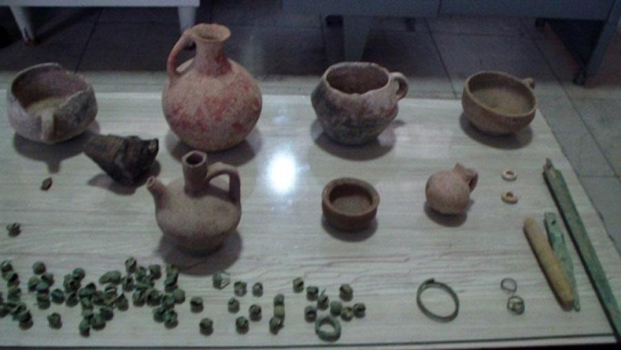 کشف عتیقههای ۳ هزار ساله در مشگین شهر اردبیل