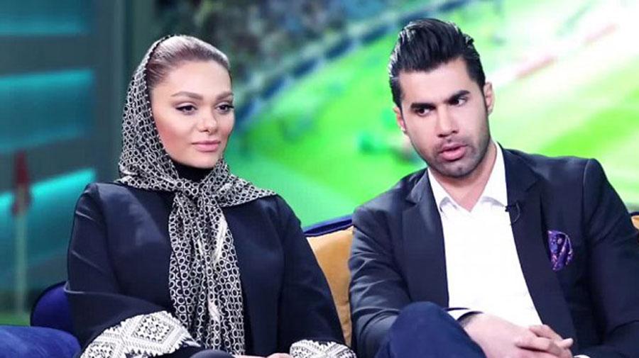 بازداشت محسن فروزان و همسرش نسیم نونهالی