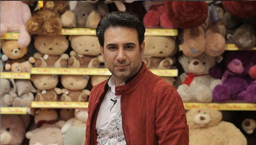 تبریک شاهین صمدپور به سید جواد هاشمی به مناسبت روز معلم