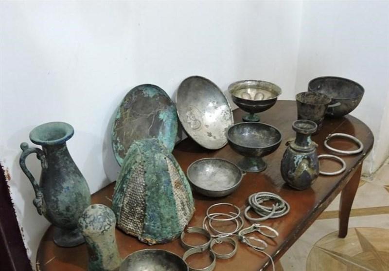 کشف اشیای عتیقه ۳ هزار ساله در بهشهر