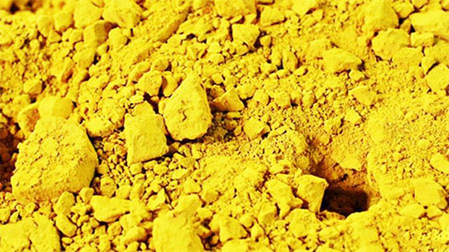 کیک زرد هسته ای چیست و چه کاربردی دارد ؟