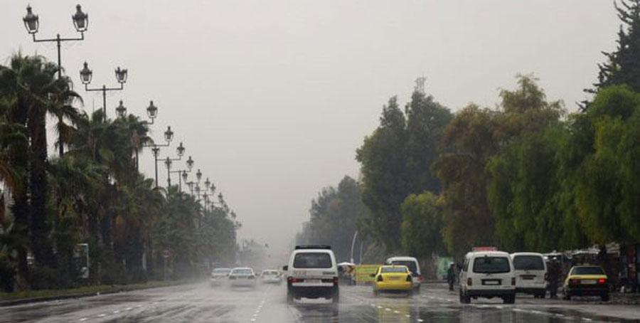پیش بینی بارش باران در اکثر شهرهای کشور