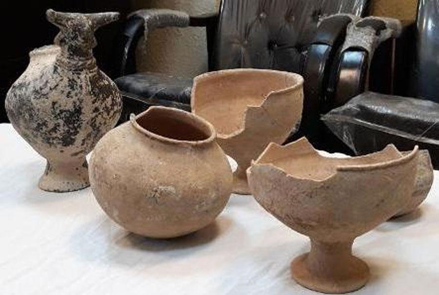 کشف عتیقههای ۴ هزار ساله در رودسر