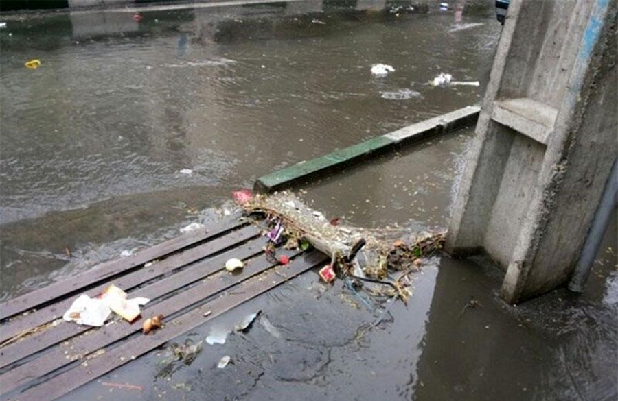 هشدار هواشناسی درباره بارشها و سیلابی شدن ناگهانی رودخانه ها