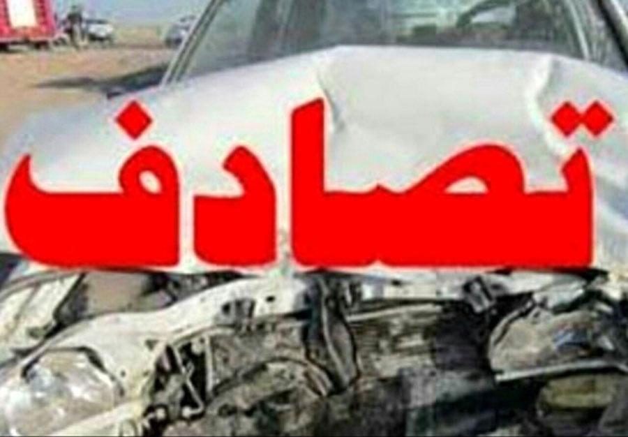 ۲ کشته و یک مصدوم در حادثه رانندگی بهشهر