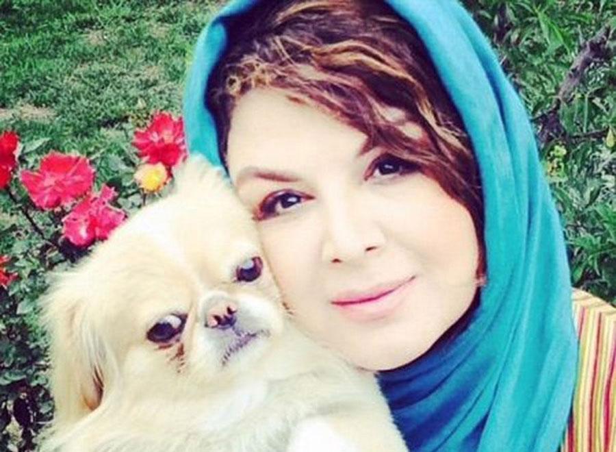 ممنوع التصویری سلبریتی ها به دلیل داشتن سگ