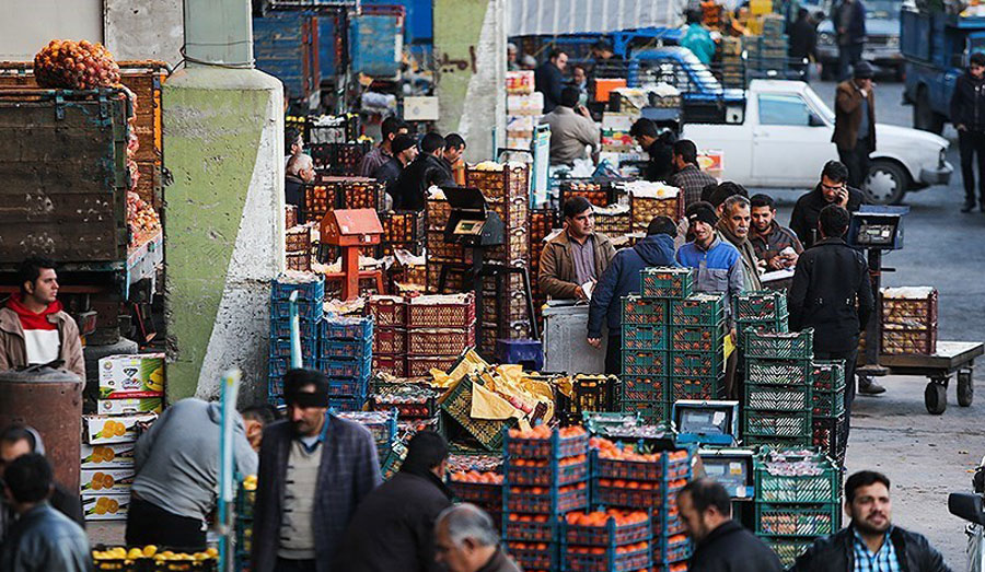 قیمت ۲۰ نوع میوه در میادین میوه و تره بار کاهش یافت + جدول قیمت