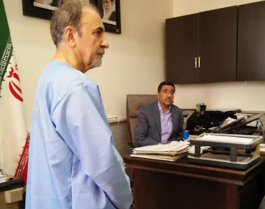 گفته های محمد نجفی در دادسرا پیرامون قتل میترا استاد