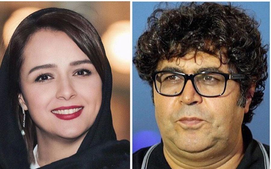 ترانه علیدوستی و فرهاد اصلانی در فیلمی به نام ملخ همبازی شدند