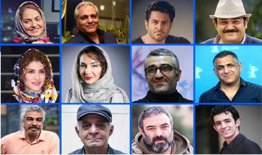 برگزاری افتتاحیه فیلم پربازیگر ما همه با هم هستیم + تصاویر