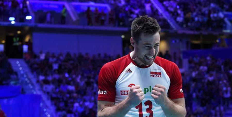 توهین زننده کاپیتان تیم ملی والیبال لهستان به ملت ایران