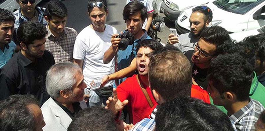 اعتراض شدید طرفداران پرسپولیس به رفتن برانکو از این تیم