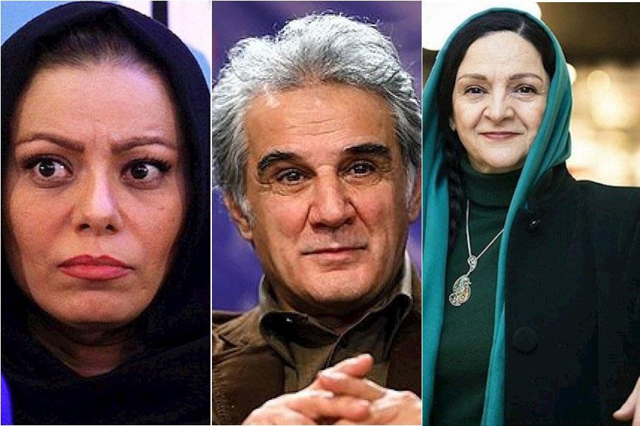 ازدواج مهنوش صادقی و مهدی هاشمی چقدر صحت دارد ؟ + فیلم