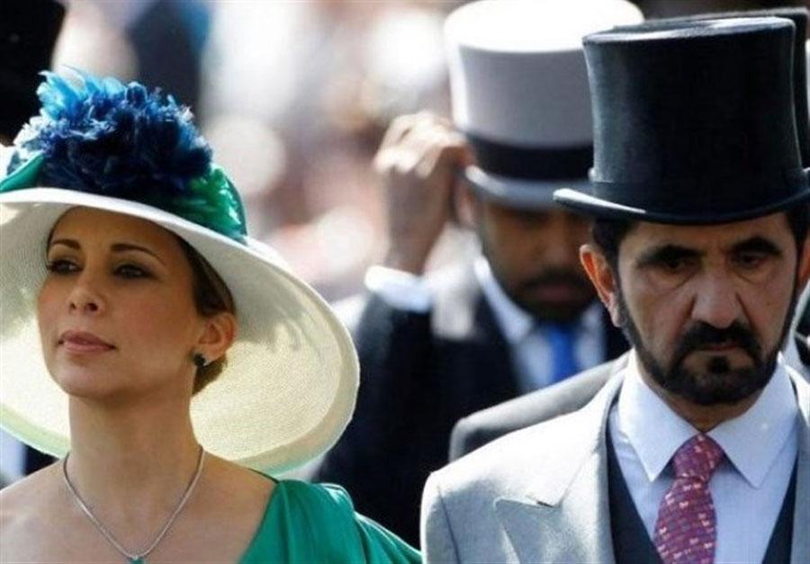 فرار یکی از همسران حاکم دبی از امارات به لندن + جزئیات