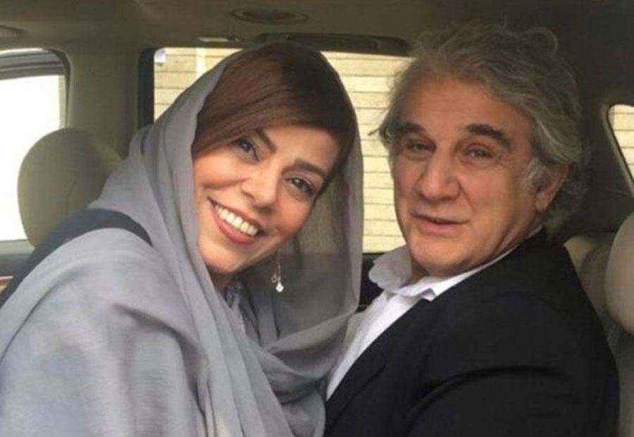اولین صحبتهای مهنوش صادقی پس از علنی شدن ازدواجش با مهدی هاشمی