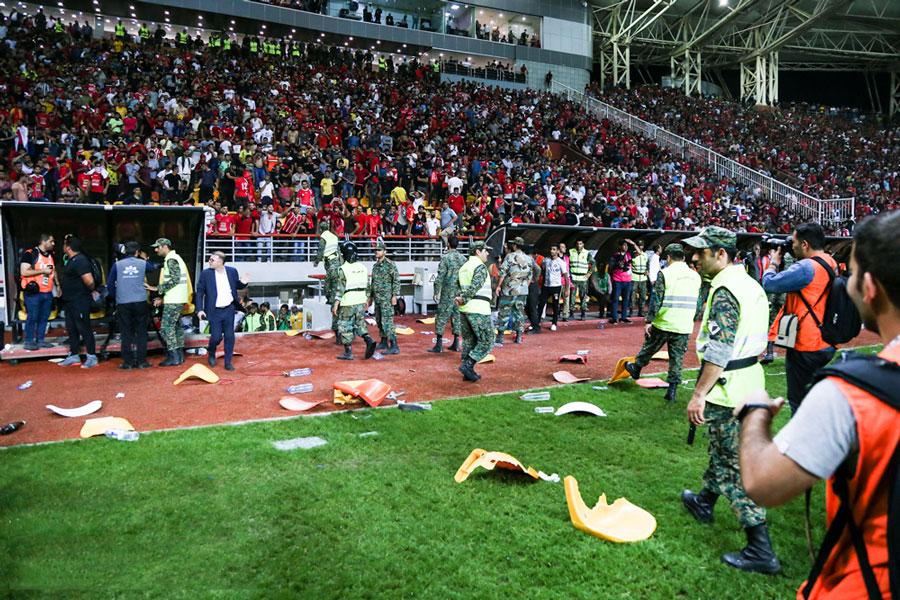 رای انضباطی  فینال جام حذفی اعلام شد + جزئیات