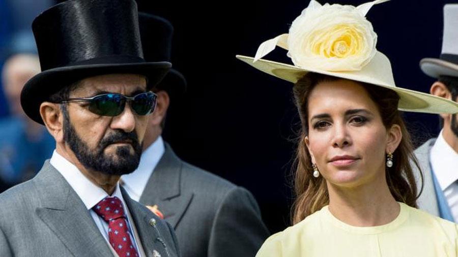 خبر جدید از همسر فراری حاکم دبی / رابطه با بادیگارد انگلیسی ؟!