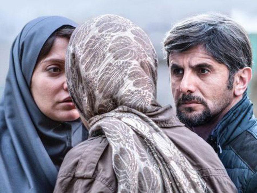 مهناز افشار و امین حیایی بهترین بازیگر یک جشنواره خارجی شدند