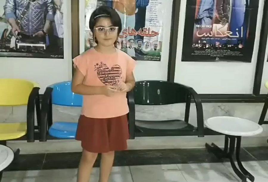 پارمین دختر ۷ ساله که توسط پدرش خفه شد | شرح ماجرا از زبان پدرش