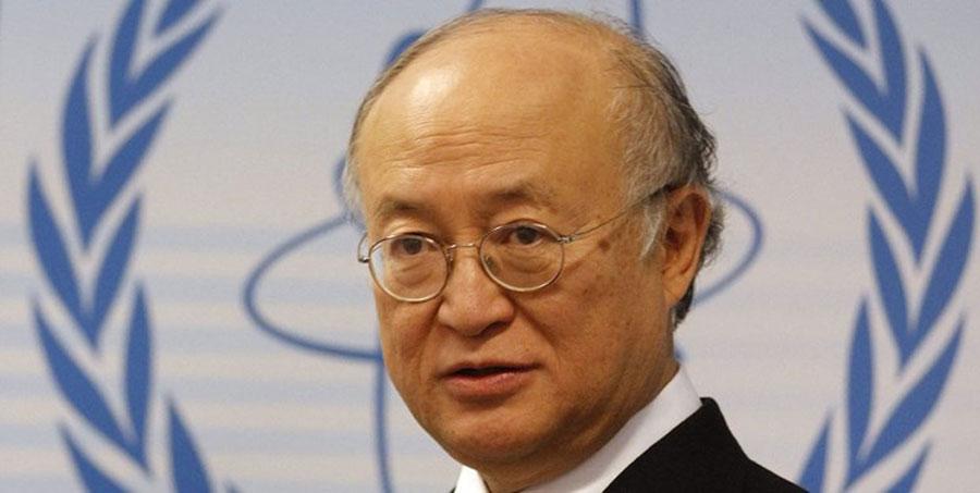 آمانو رئیس آژانس بینالمللی انرژی اتمی درگذشت