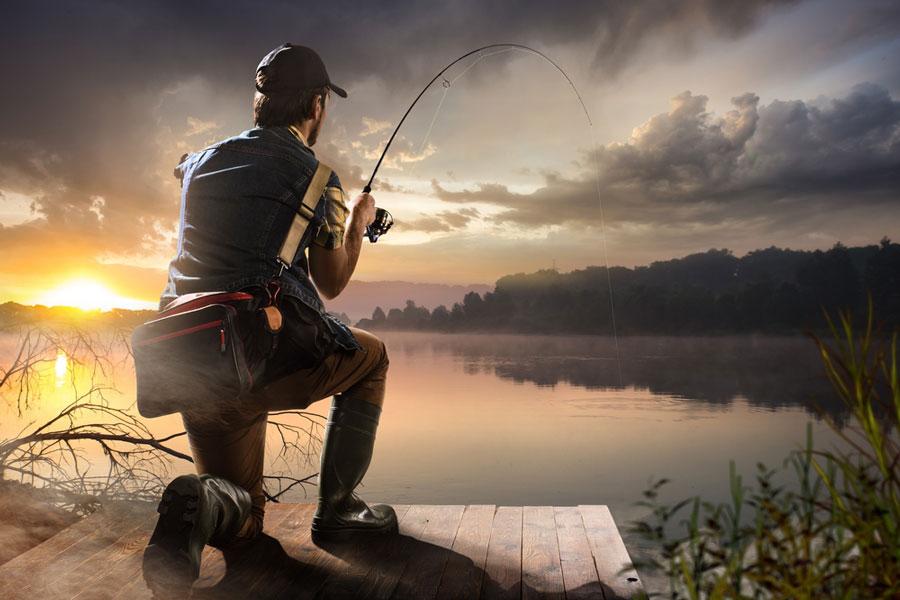 ماهیگیری در خواب به چه معناست ؟