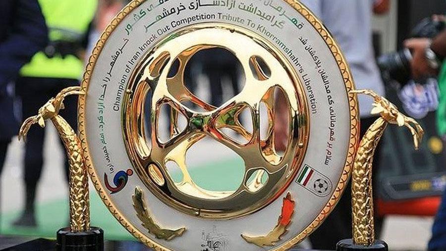 شروع بازی های جام حذفی فوتبال ایران در سال 98 چه زمانی است ؟