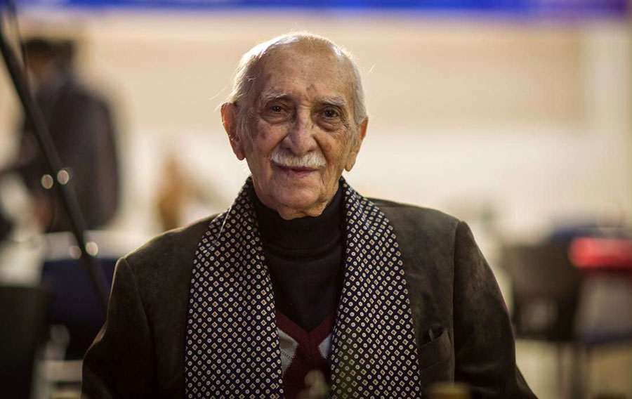 خاکسپاری داریوش اسدزاده