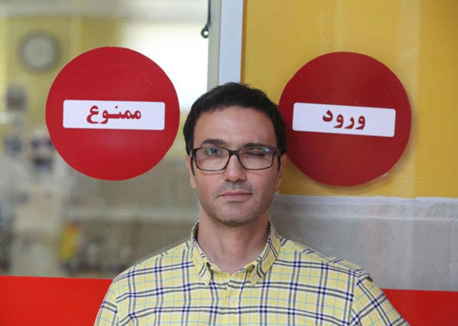 فیلم کمدی آقای سانسور و نقش آفرینی محمدرضا فروتن