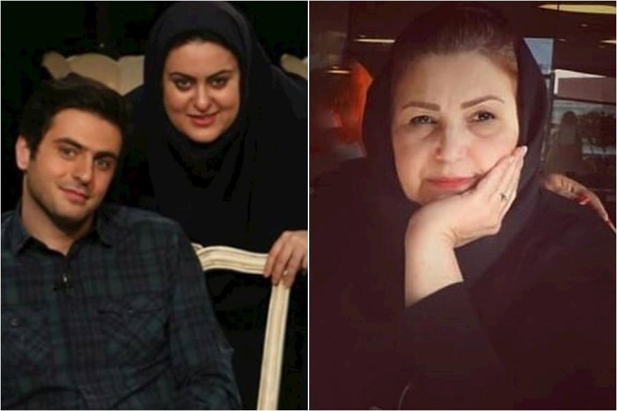 هدیه خاص مادر علی ضیا به مناسبت تولد پسرش + عکس