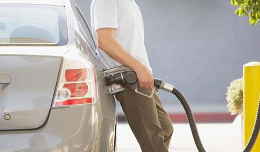 نحوه زدن بنزین بدون هوا