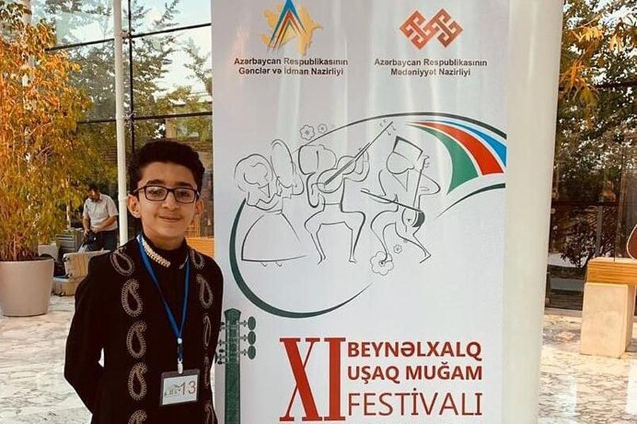ستاره عصر جدید در باکو خوش درخشید