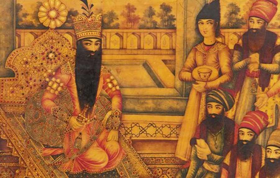 آرامگاه فتحعلی شاه قاجار کجاست ؟