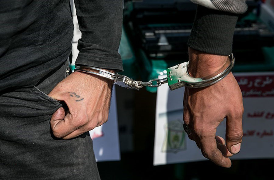 متلاشی شدن ۲۰ باند سرقت در تهران بزرگ