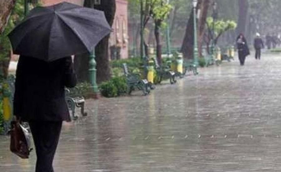 آغاز بارندگی در برخی از استان های کشور