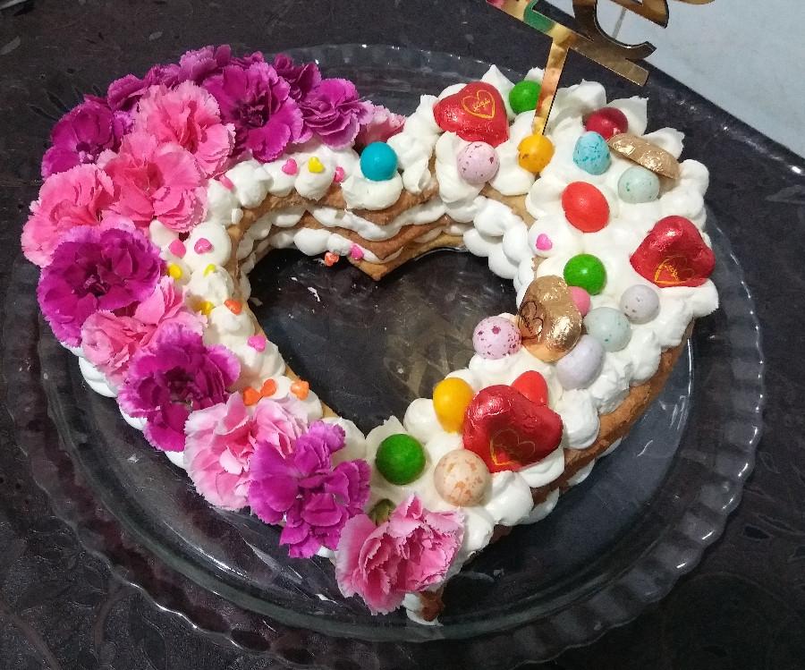 طرز تهیه بیسکو کیک چانتی ماچا دوست داشتنی