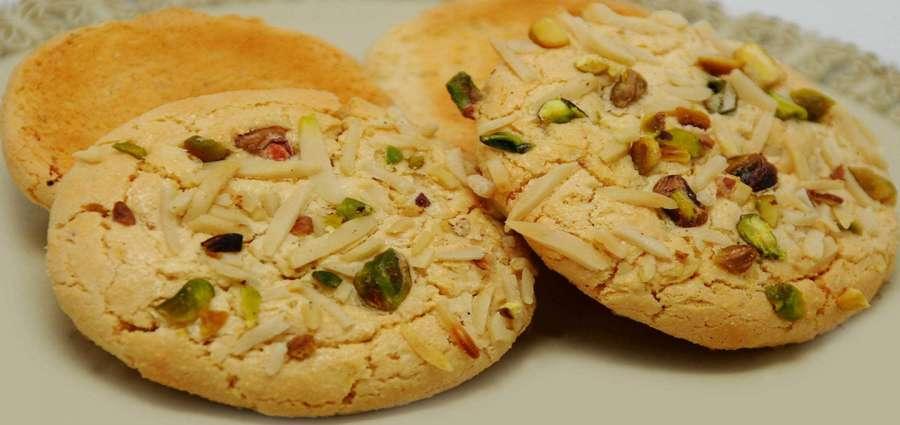 آموزش آشپزی شیرینی قرابیه تبریز آذربایجان