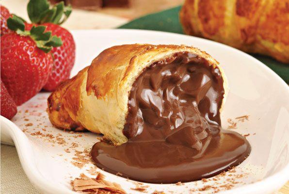 طرز تهیه ی شیرینی فرانسوی به نام کروسان