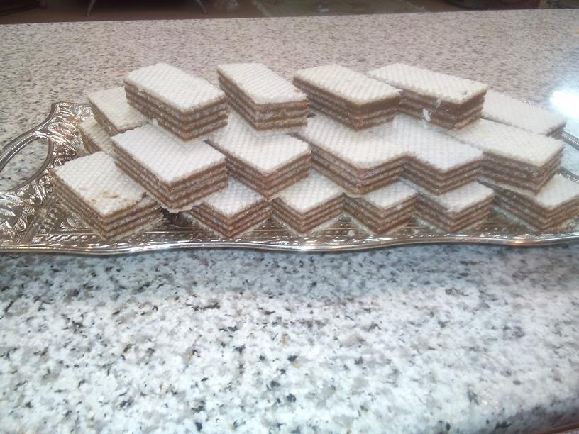 طرز تهیه میکادو / طرز تهیه شیرینی میشکا