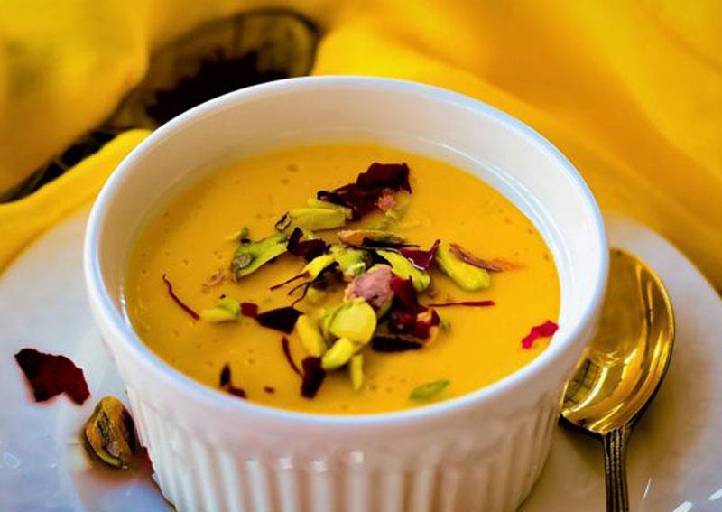 غذای سنتی اصفهان : خورشت ماست