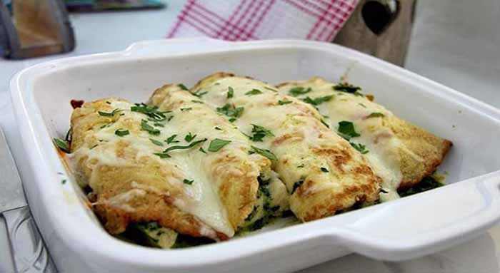 دستور پخت خوراک لقمه ای گوشت و پنیر