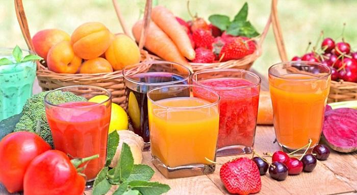 آب میوه برای شیمی درمانی شوندگان مفید است !