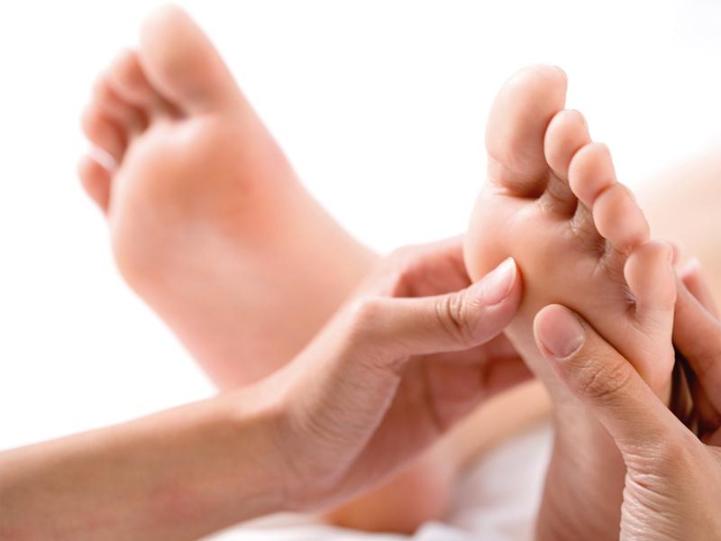 سورهای جهت درمان درد پا
