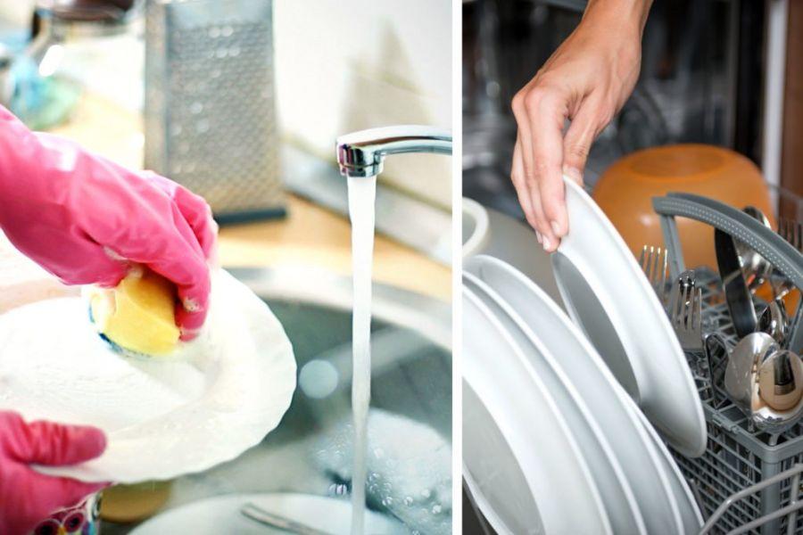 کاربردهای متفاوت مایع ظرفشویی در خانه