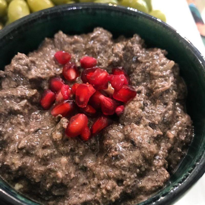 طرز تهیه گمج کباب ( غذای گیلانی )