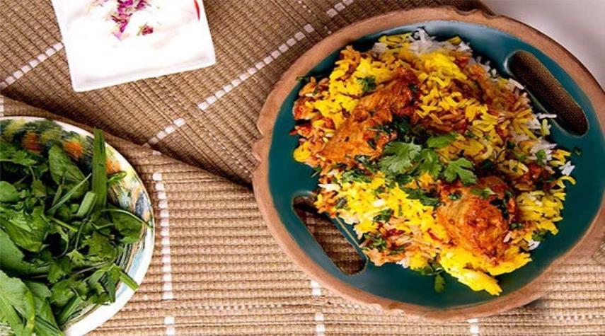 غذای عربی « مجبوس » را تجربه کنید